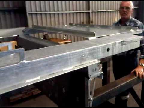 Demonstration of Hinged Dust Cover Design - H & B Mining