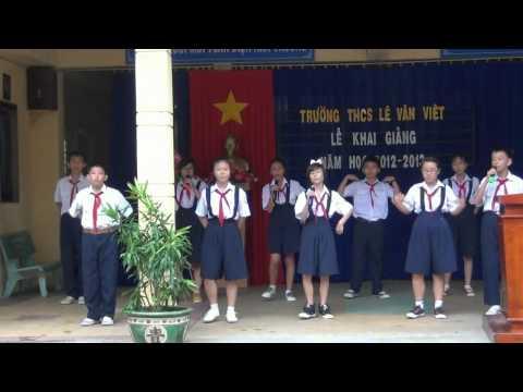 Mùa thu ngày khai trường - 8/4 ~ Lễ khai giảng NH 2012 - 2013