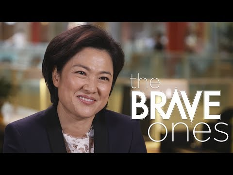 Zhang Xin, CEO of SOHO China   The Brave Ones