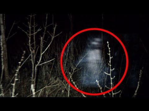 Ghost Caught On Camera - 5 SCARY Ghost Videos