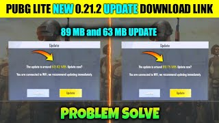 Pubg Lite new 0.21.2 update Download Link   pubg lite new update problem   89 mb update pubg lite screenshot 5