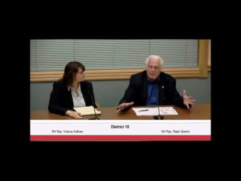 district 18 with Ralph Boehm - suspensions
