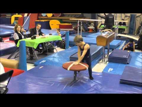 Keleous Racine Gymnastics 2012