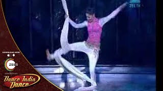 Dance India Dance Season 4 February 02, 2014 - Swarali Performance
