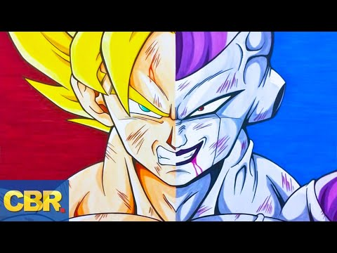 Dragon Ball Z's Frieza Saga Is The Pinnacle of Anime
