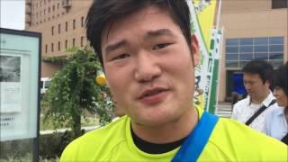 与次郎駅伝 2015 むつみワールド