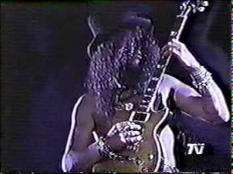 Slash - Godfather Theme live Santiago, Chile 1992