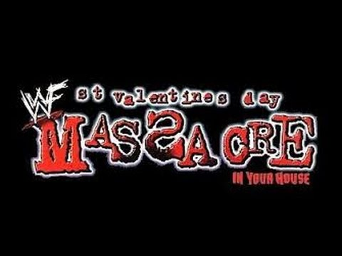 1999 SUCKED REVISITED EPISODE 3 - WWF ST VALENTINES DAY MASSACRE REVIEW | MARC PEARSON
