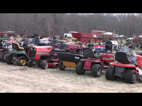 EQUIPMENT AND JUNK AUCTION