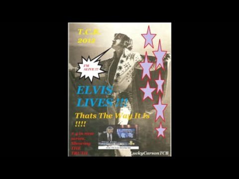 """ELVIS LIVES !!! 4  -  """" Thats The Way It Is """"    1 of 7"""