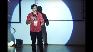 How I quit Google to sell Samosas   Munaf Kapadia   TEDxNHLMMC
