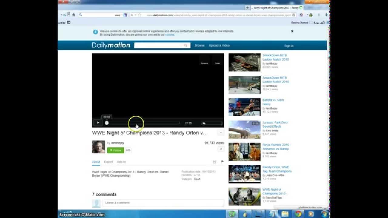 الدرس الثالث عشر حل مشكلة عدم القدره على تشغيل الفيديو في متصفح تور
