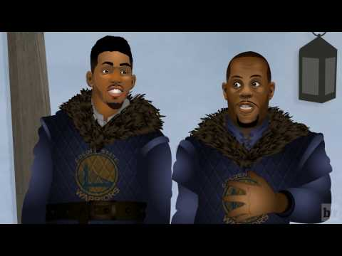 Game of Zones: Golden State Warriors Edition