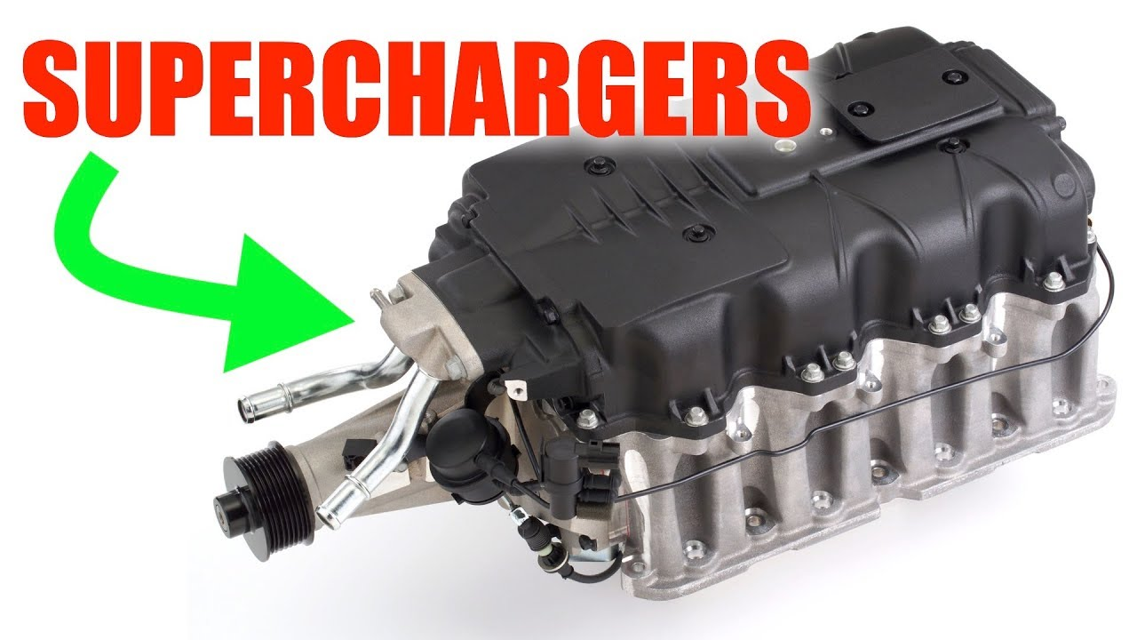 Superchargers Explained