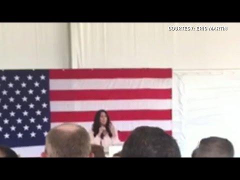 Cher Compares Trump To Hitler During Clinton Rally