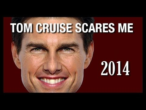 """Tom Cruise Scares Me"" ~2014 (David Ippolito)"