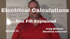 Box Fill Calculations Explained