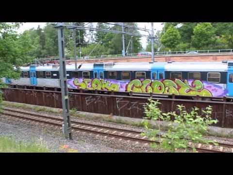 Stockholm Sabotage 2014 SWEDiSH GRAFFITI