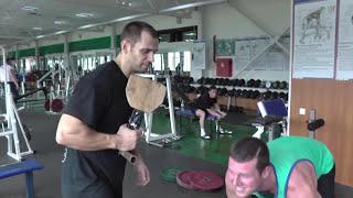 """#Тяжелаяатлетика """"Силовая тренировка YRR"""" Weightlifting"""