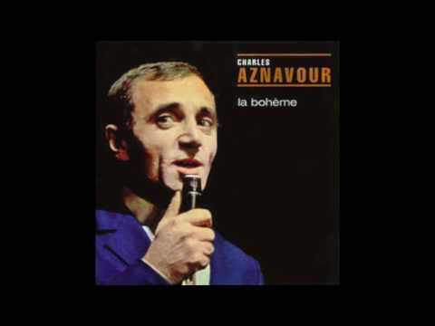 Charles Aznavour - Parce Que Tu Crois