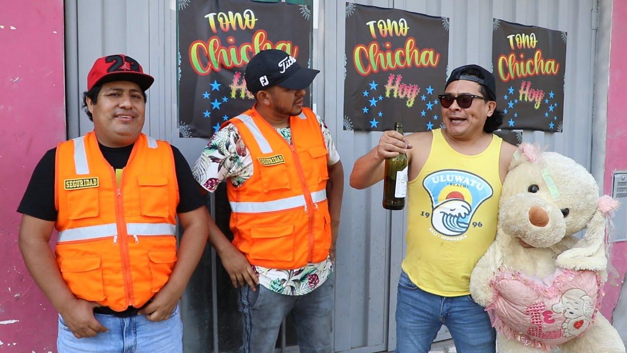 REEL TONO CHICHA 2 | EL CHINO RISAS | 10 DE OCTUBRE  😂😂 🇵🇪