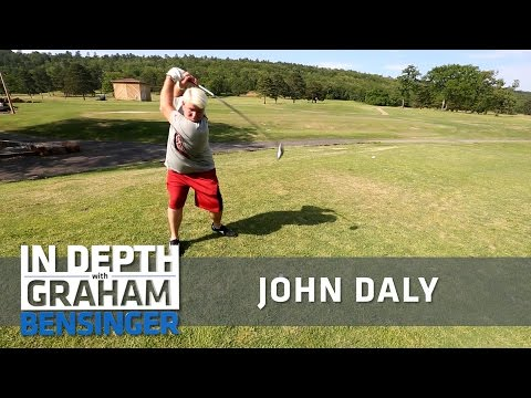 John Daly: A Tour Of My Home And RV