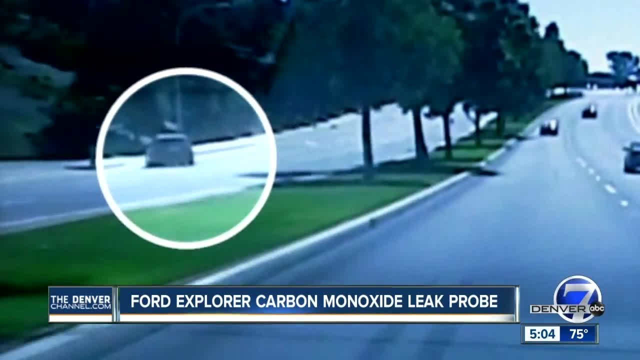Ford Explorer Exhaust Leak >> Ford Explorer Exhaust Leaks