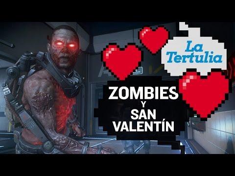 Tertulia: �Qu� regalar en San Valent�n? �Dan miedo los EXO Zombies?