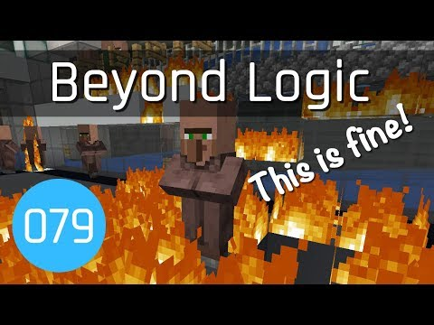 Beyond Logic #79: Boldly Exploring 1.14 Changes | Minecraft 1.13