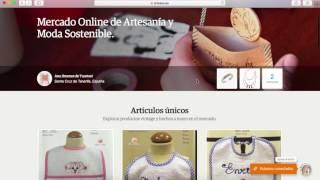 Mercado de Artesanía Online | Vender Hecho a Mano por Internet - Artesos.es