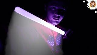 Como fazer um Sabre de Luz - (Muito Fácil)