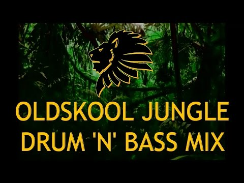 Oldskool Jungle Drum n Bass Mix 92-97