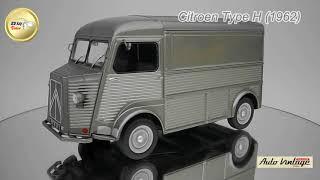 Citroen Type H (1962)