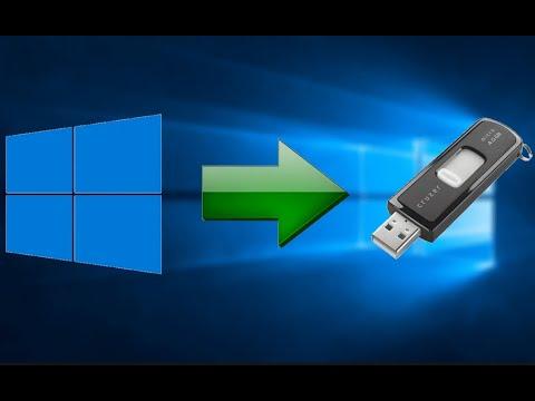 Come creare una chiavetta USB avviabile di Windows 10 e passaggio all'architettura 64bit