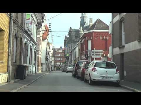 Petite balade dans le centre-ville d'Hénin-Beaumont