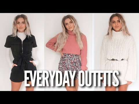 EVERYDAY OUTFITS - AUGUST 2019 | New Collection Drop | Fashion Influx :). http://bit.ly/2wu7b9S