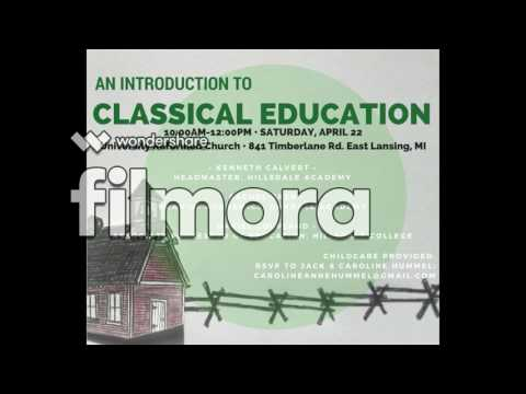 An Introduction to Classical Education