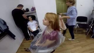 сПА процедуры для волос от Kapous Professional