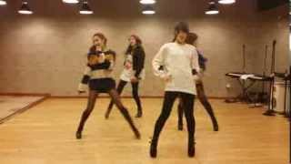 Repeat youtube video 키스앤크라이 Kiss&Cry Domino Game Dance Practice