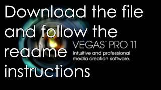 Sony Vegas Pro 11 Free Full Download ~ No Surveys ~ No Passwords ~ DataFileHost ~ 2013