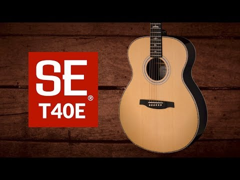 The SE T40E | PRS Guitars