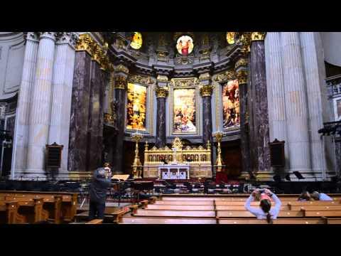 Berlin Cathedral - inside - Berlin/Germany - 12. December 2012