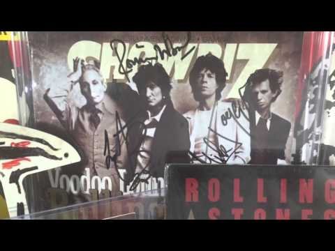 The Rolling Stones - Voodoo Lounge Collectibles
