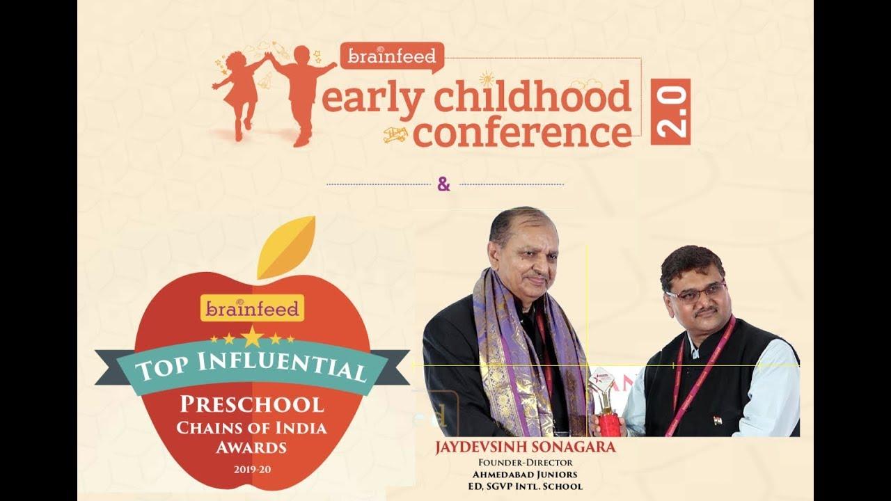 Brainfeed Early Childhood Conference 2019 | JAYDEVSINH SONAGARA