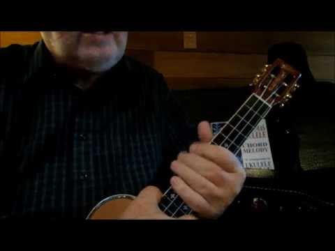 We Wish You A Merry Christmas - Chord/Melody arrangement taught by Ukulele Mike Lynch