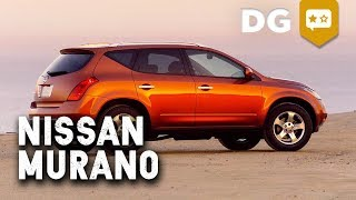 10 YEAR REVIEW: Everything Wrong With A Nissan Murano 3.5 CVT