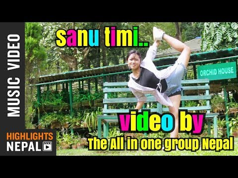 New Nepali Song 2017 Sanu Timi  Mahendra Dahal Ft The All In One Group Nepal