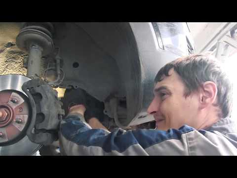 Замена цепей ГРМ на Chevrolet Captiva 3.2 - часть 1