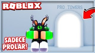 😰 ONLY TALENTS CAN REPRODUCE THIS COURSE!! 😰 | Tower of Hell / Pro Towers | Roblox English