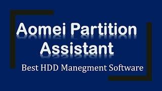 Best Ever Hard Disk Management Software For Windows.